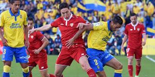 Las Palmas vs Sevilla Live Streaming online Today 17.02.2018 Spain La Liga