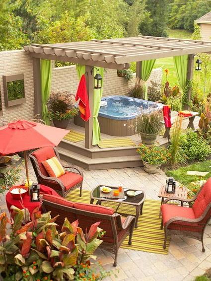 Ideas for decorating exteriors 6