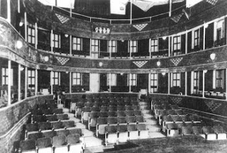 The Festival Theatre in the 1920's (now Cambridge Buddhist Centre)
