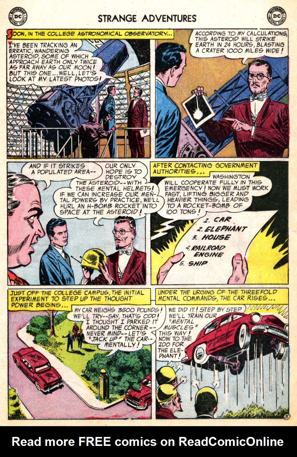 Strange Adventures (1950) issue 49 - Page 13