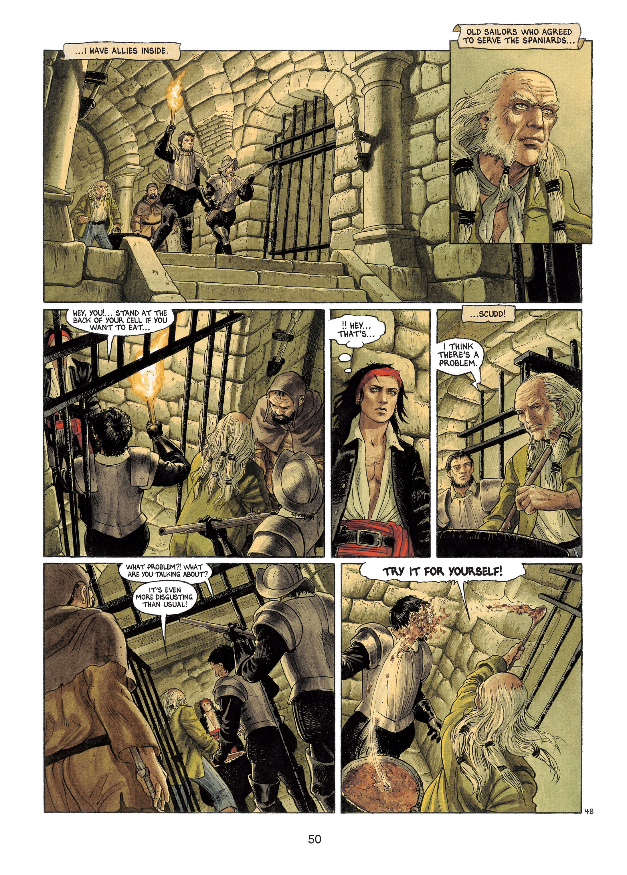 Read online Barracuda comic -  Issue #4 - 51