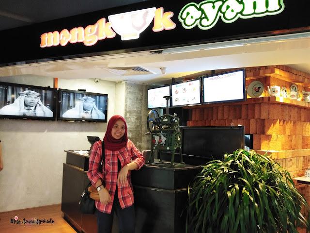 Food Review: The Best Hidangan Panas Mangkuk Ayam, D'Pulze Shopping Centre Cyberjaya