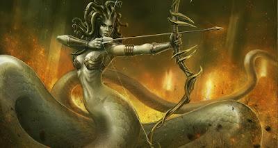 Medusa Mitologi Yunani