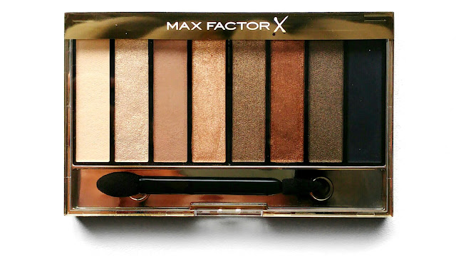 Max Factor Masterpiece Nude Palette Swatched and Reviewed