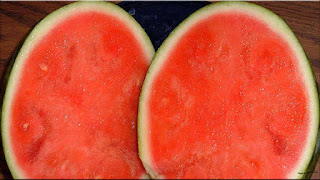 gambar buah xigua, semangka tanpa biji