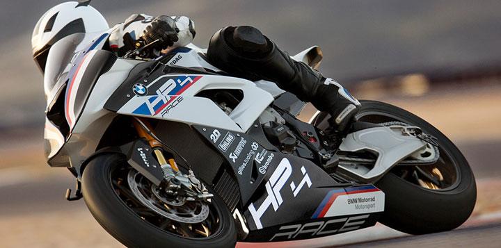 BMW S1000RR HP4 Race