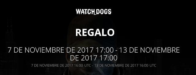Consigue gratis Watch Dogs a partir de mañana