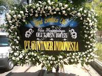 Rumah Duka Adi Jasa Surabaya - Bunga Papan Duka Cita PT.Guntner Indonesia