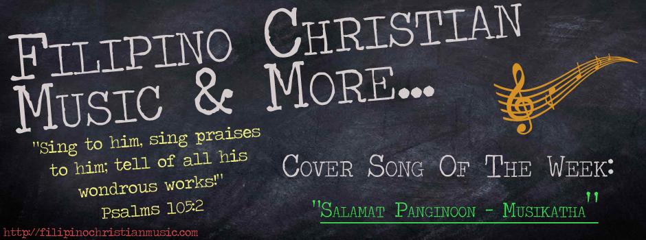 Christian song tagalog lyrics