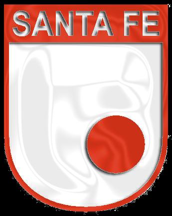 Escudos By:Beenja: Escudo Inedito De Independiente Santa Fe Hecho Por Mi
