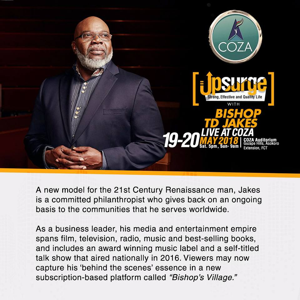 UPSURGE! - COMMONWEALTH OF ZION ASSEMBLY - Thoughts of Our