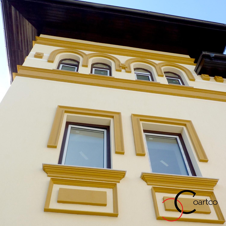 profile decorative fatade case pret bucuresti