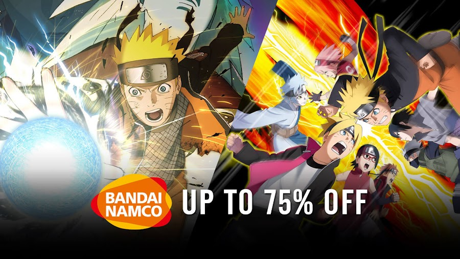 naruto shippūden shinobi striker sale humble bundle