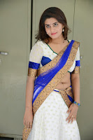 Harini Hot Photo Shoot in Half Saree HeyAndhra