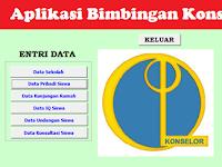 Aplikasi Sistem Database Bimbingan Konseling (BK) di Sekolah