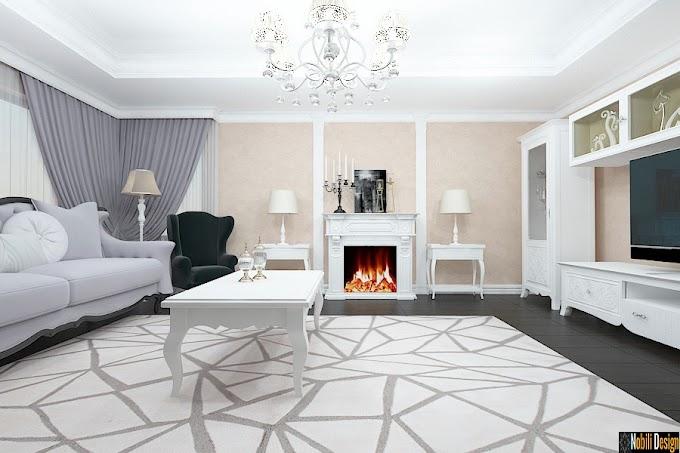 Firma amenajari interioare case Constanta - Nobili Interior Design