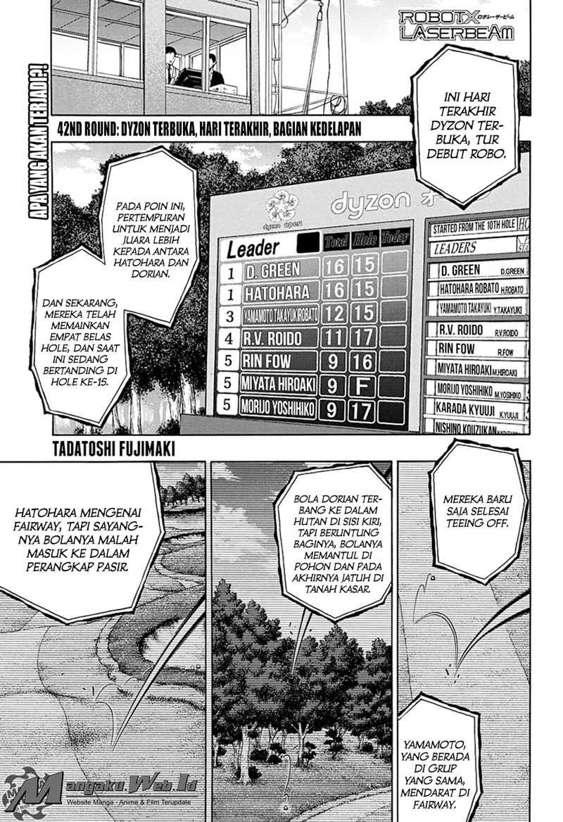 Baca Komik Robot x Laserbeam Chapter 42 Komik Station