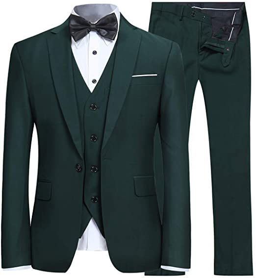 TOP 5 MEN'S BUSINESS SUITS FOR 2020