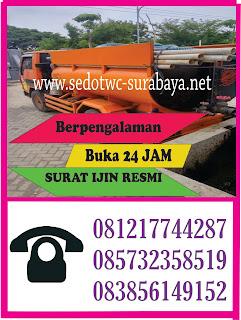 Jasa Sedot WC Pakuwon City Surabaya