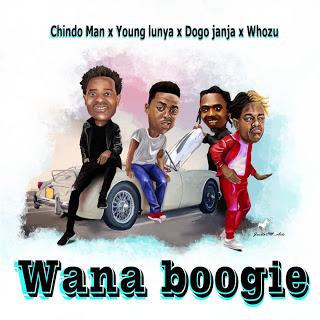 Download Audio | ChindoMan Ft Dogo Janja,Whozu & YoungLunya - Wanaboogie