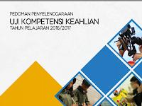 Pedoman Penyelenggaraan UKK SMK Tahun 2017