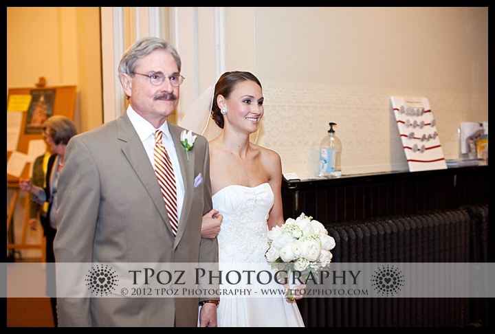 St. Anne's Church Annapolis Wedding