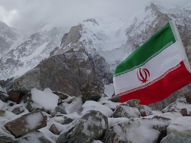 فاتحان برودپیک در مسیر «ایران»