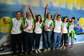 voluntária olimpiada rio 2016
