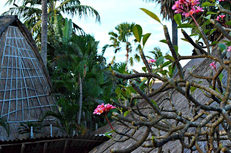 Legian beach hotel, Bali, Indonesia