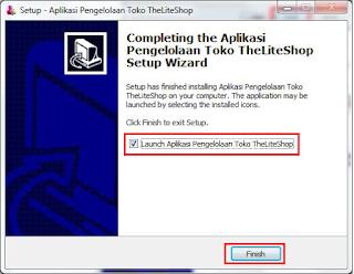 Aplikasi Pengelola Toko Software