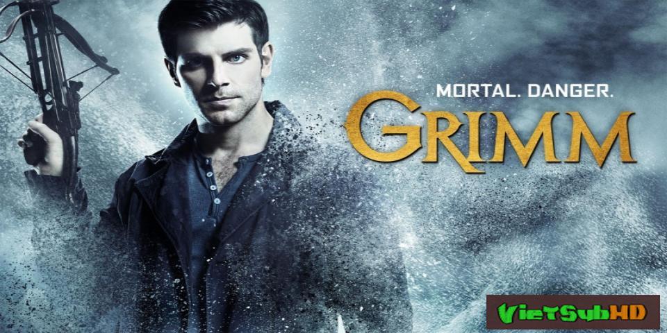 Phim Săn Lùng Quái Vật 4 Hoàn Tất (22/22) VietSub HD | Grimm - Season 4 2014