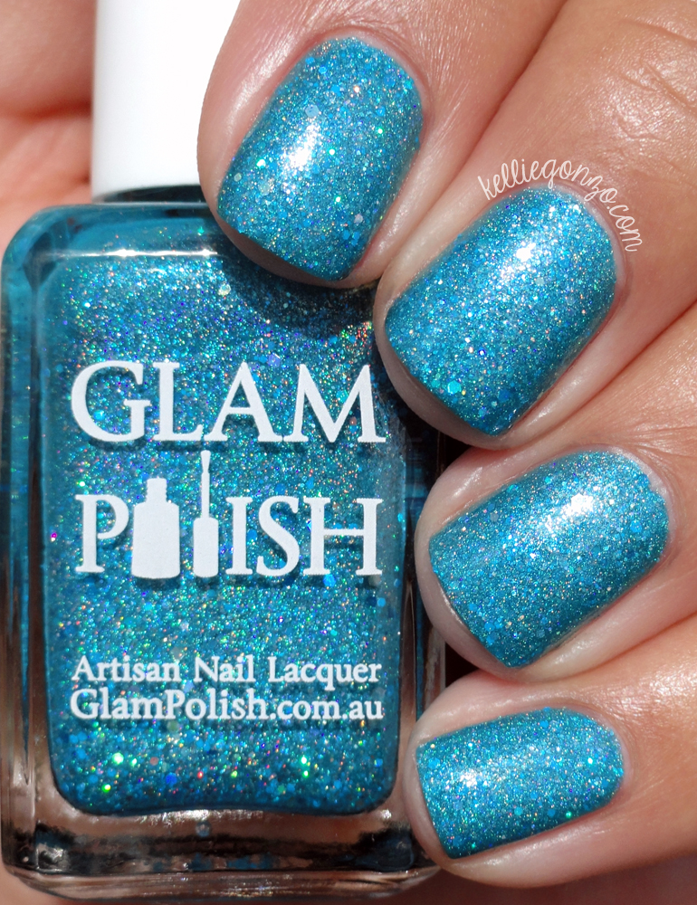 Glam Polish The Wrong Alice