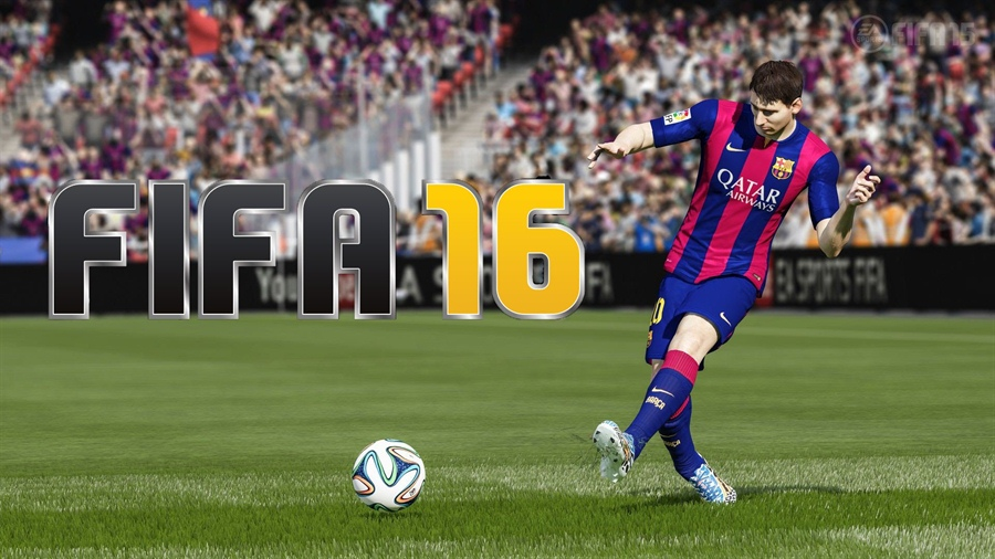 FIFA 16 Super Deluxe Edition Download Poster