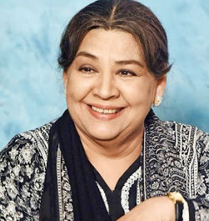 Farida Jalal Family Husband Son Daughter Father Mother Marriage Photos Biography Profile.
