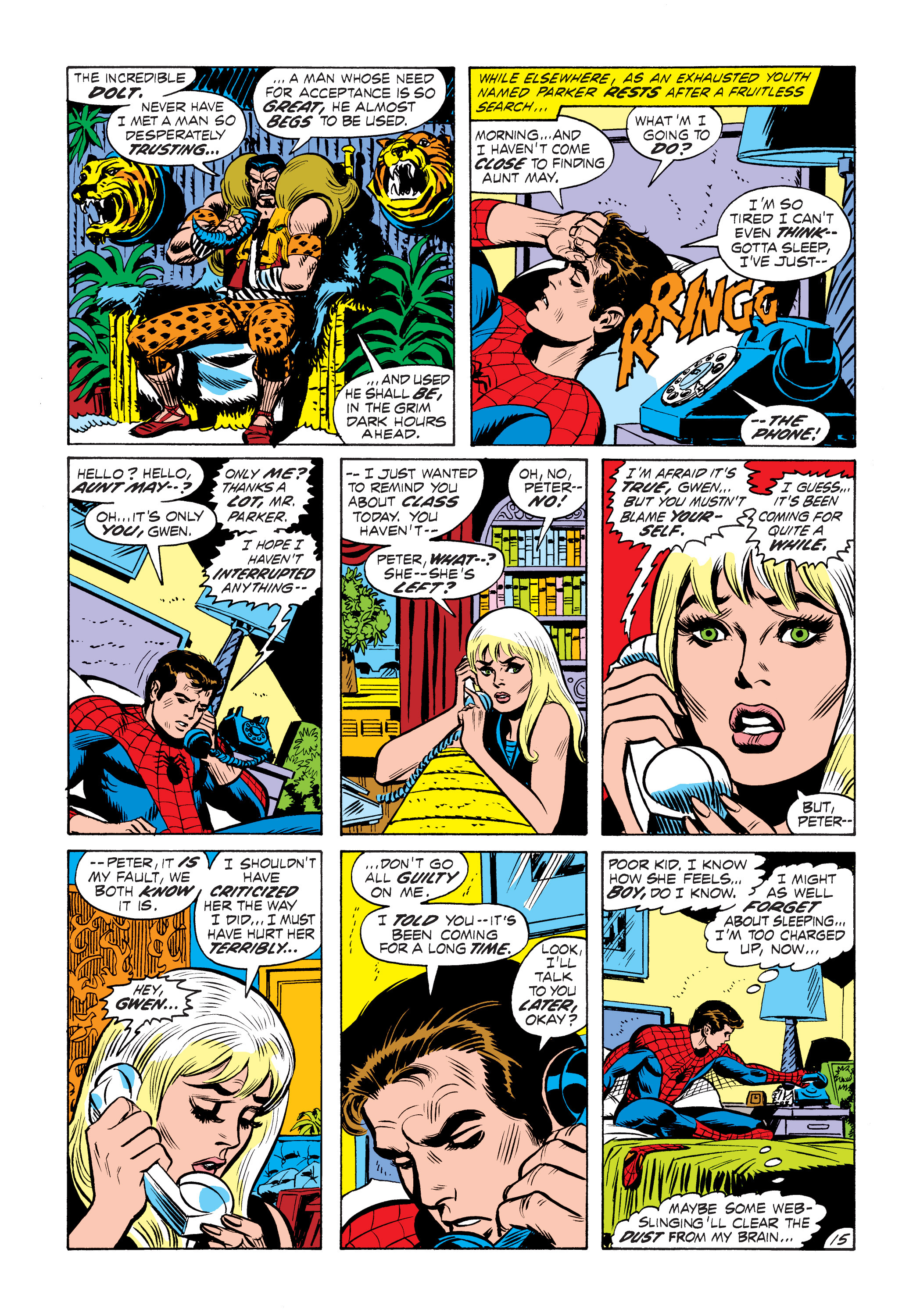 The Amazing Spider-Man (1963) 111 Page 15