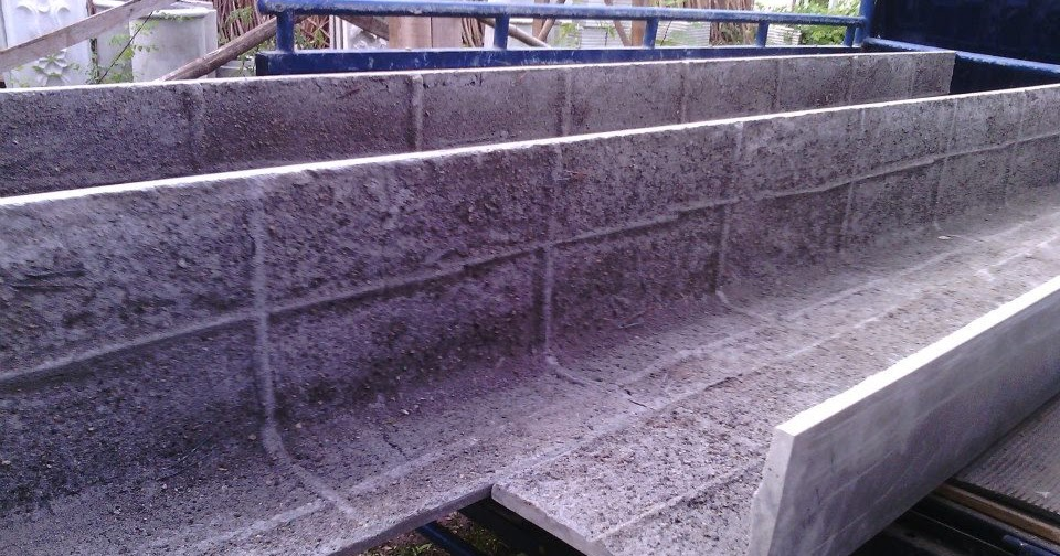 sanjaya profil beton profil talang cor. Black Bedroom Furniture Sets. Home Design Ideas