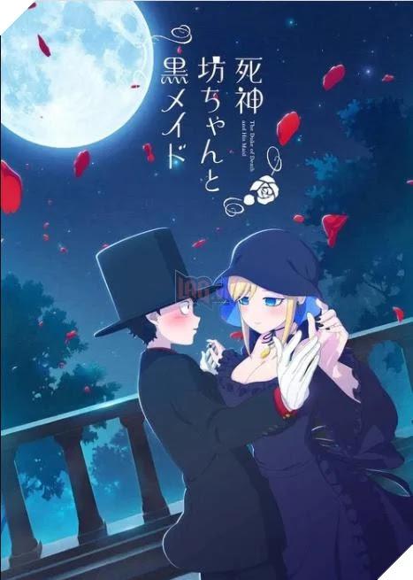 Công Tước Chết Chóc Và Cô Hầu Gái Của Cậu -  Shinigami Bocchan to Kuro Maid (2021)