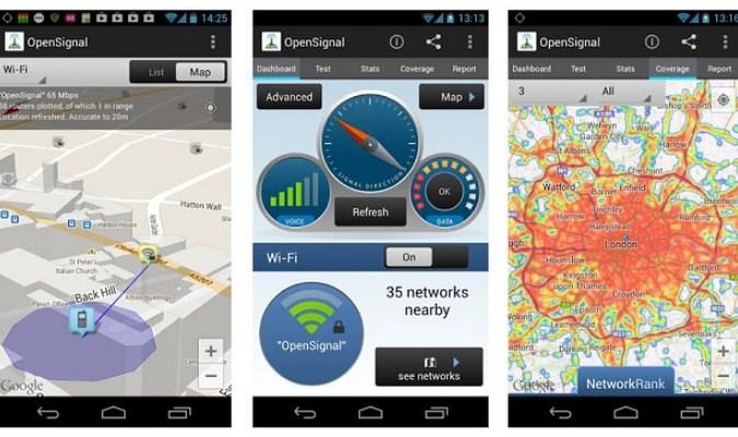 Aplikasi iPhone - OpenSignal