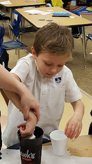 Catholic First Graders Make a Chilly Discovery 2
