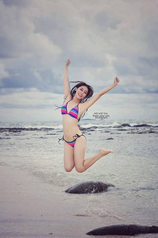 Htet Htet Htun Myanmar Model Girls