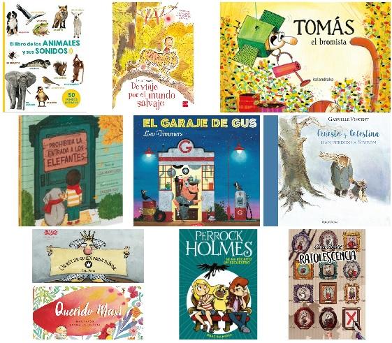 Trastadas de Mamá: Diez libros que no puedes perderte