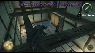 Tenchu Shadow Assassin iso
