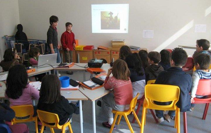 Escola da Ponte (atividade)