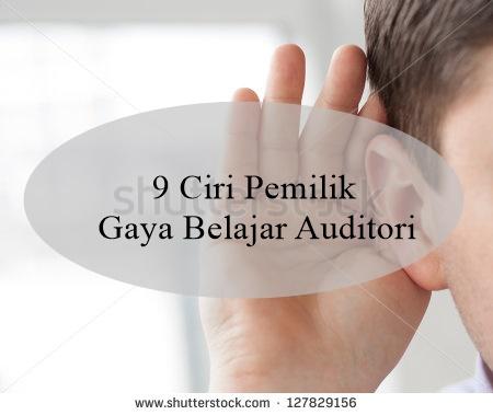 9 Ciri Pemilik Gaya Belajar Auditori