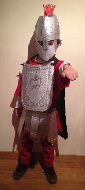 Ideas disfraz casero De gladiador
