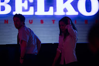 The Belko Experiment John Gallagher Jr. and Adria Arjona Image 2 (4)