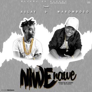 Aslay Ft Maromboso - Niwe Nawe