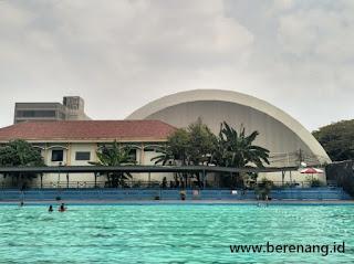 kolam gelanggang remaja jakarta selatan