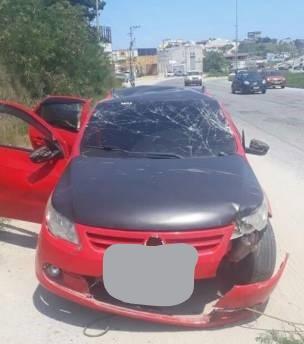 Dois acidentes nesta terça-feira deixaram um morto e três pessoas feridas em São Pedro da Aldeia