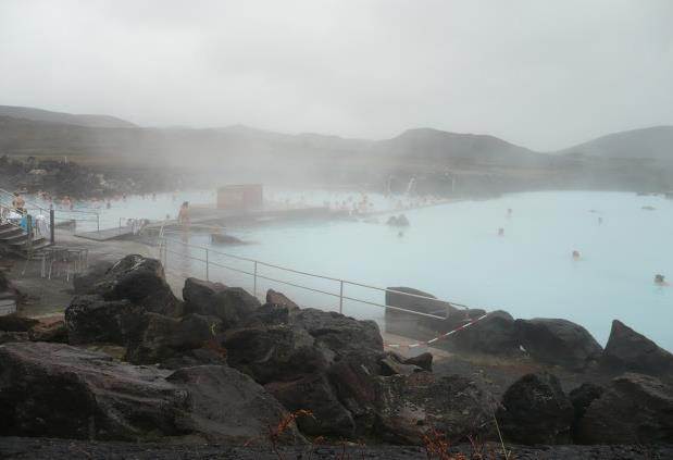 Myvatn naturalbaths in islanda